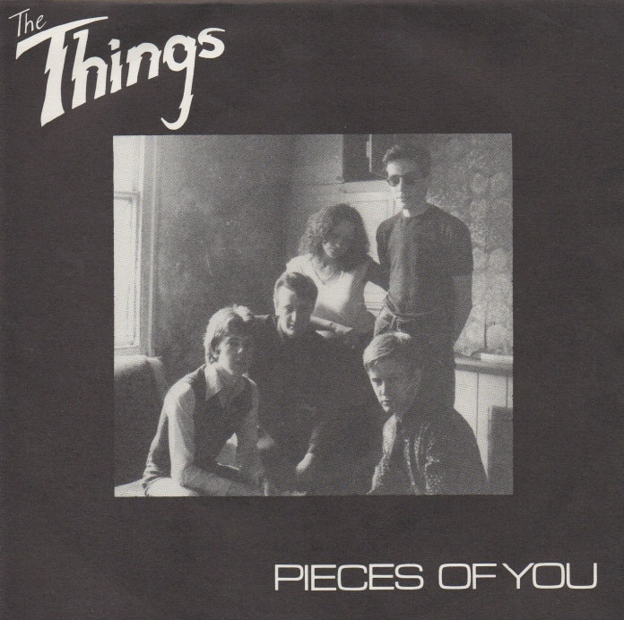 Pieces of You - picture sleeve